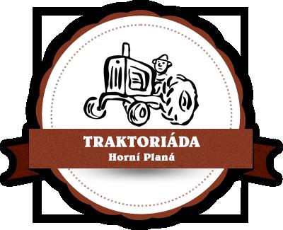 Traktoriáda Horní Planá | Lipno